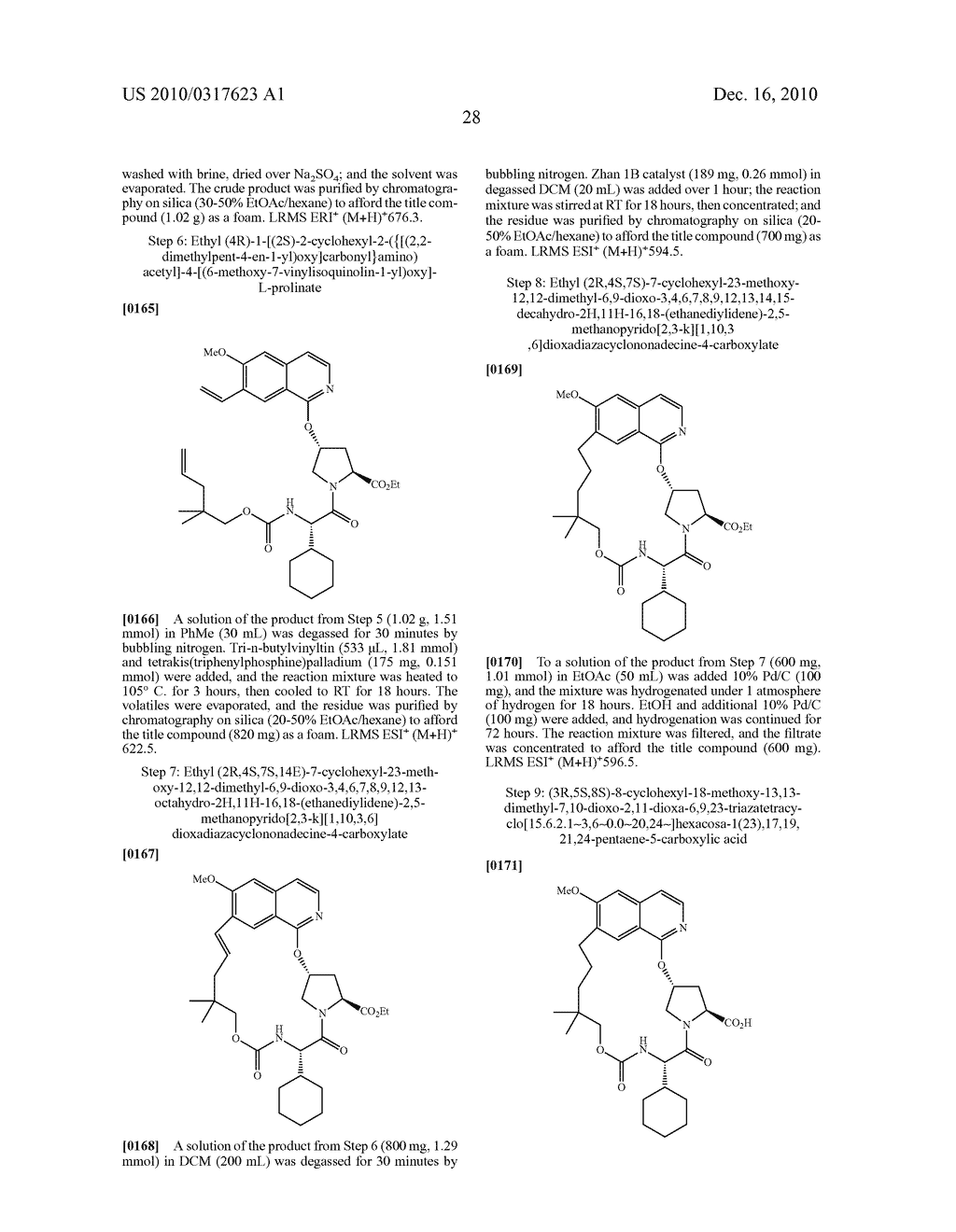 HCV NS3 Protease Inhibitors - diagram, schematic, and image 29
