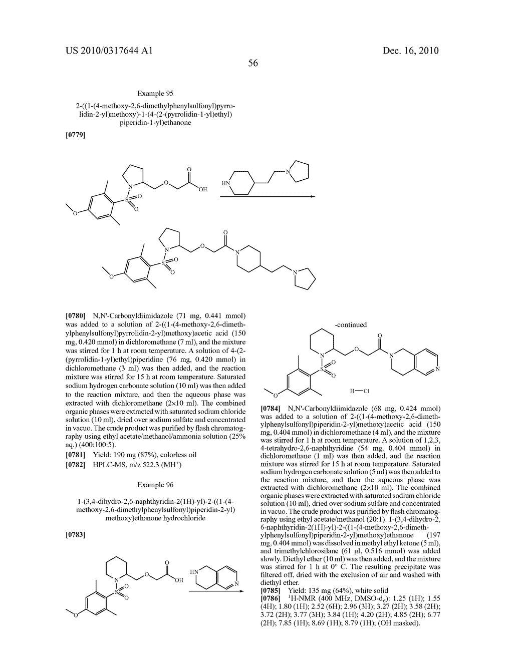 Substituted Sulfonamide Compounds - diagram, schematic, and image 57