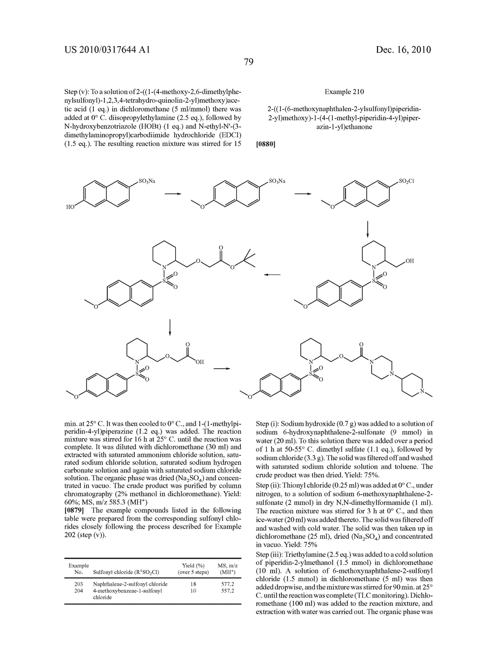 Substituted Sulfonamide Compounds - diagram, schematic, and image 80
