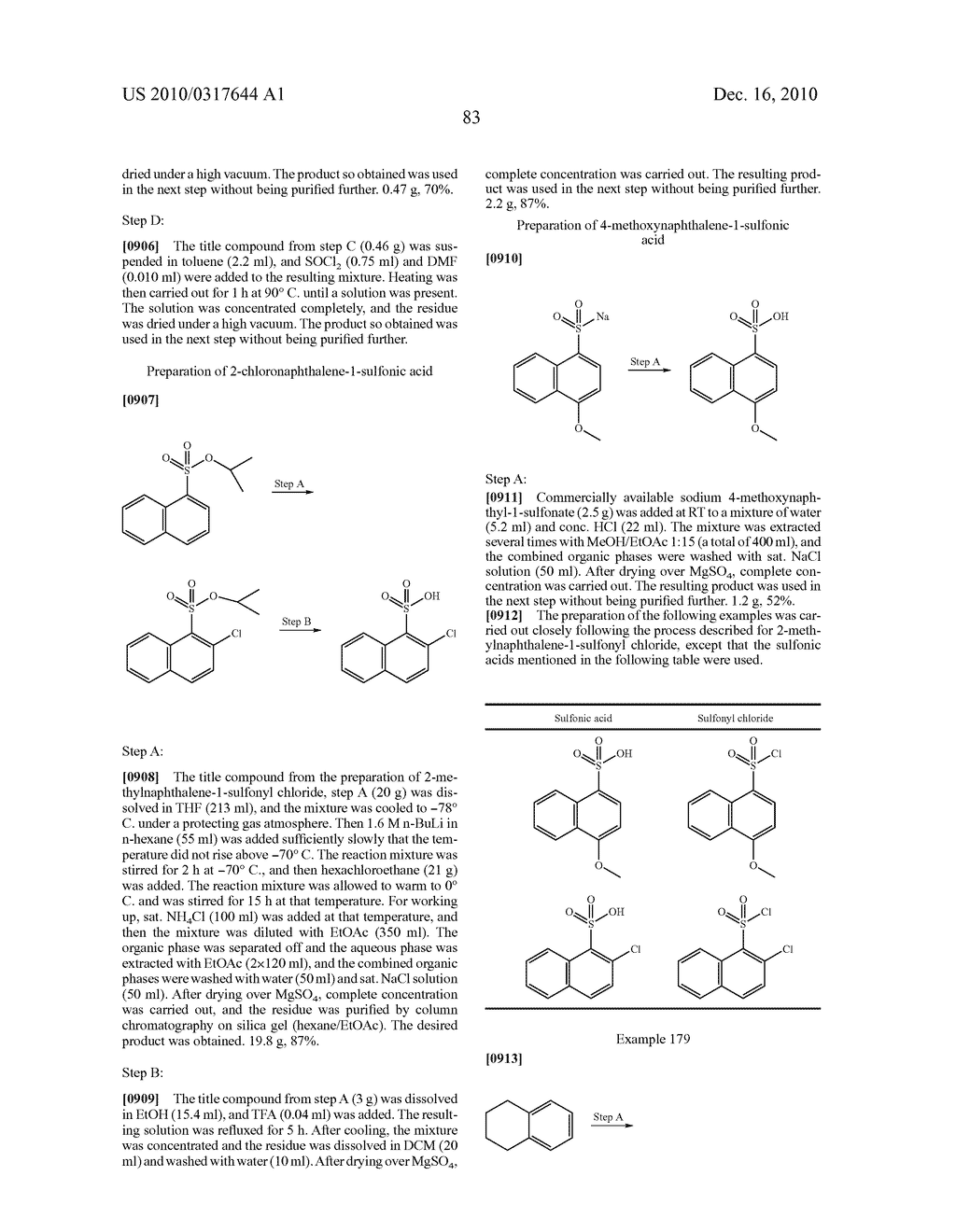 Substituted Sulfonamide Compounds - diagram, schematic, and image 84