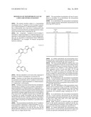 Monomaleate Monohydrate Salt of a 5HT1A Receptor Antagonist diagram and image