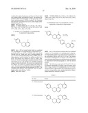 Fused heterocyclic compounds, and compositions and uses thereof diagram and image