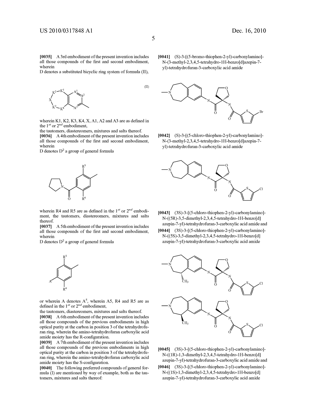 PROCESS FOR THE SYNTHESIS OF DERIVATIVES OF 3-AMINO-TETRAHYDROFURAN-3-CARBOXYLIC ACID AND USE THEREOF AS MEDICAMENTS - diagram, schematic, and image 10