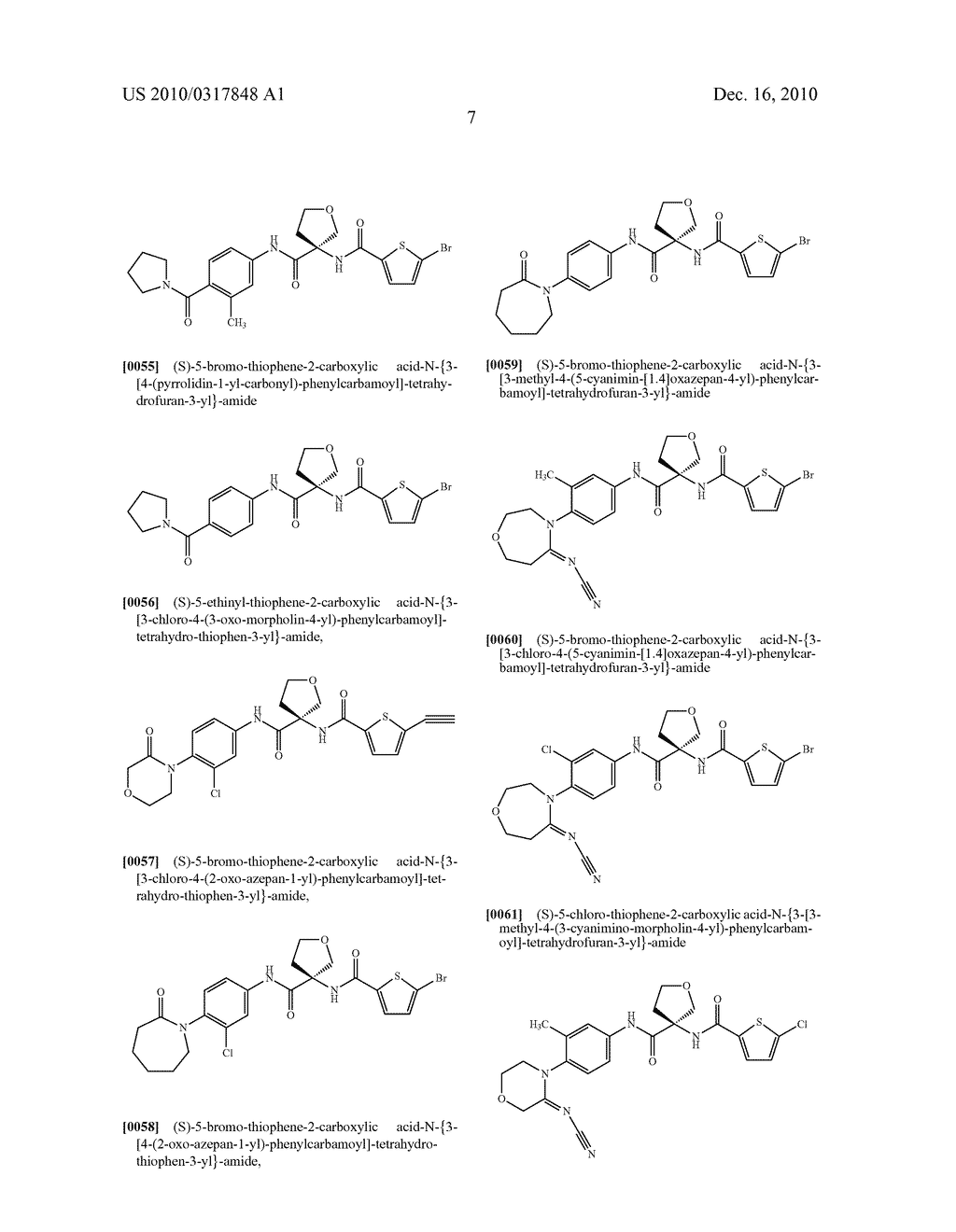 PROCESS FOR THE SYNTHESIS OF DERIVATIVES OF 3-AMINO-TETRAHYDROFURAN-3-CARBOXYLIC ACID AND USE THEREOF AS MEDICAMENTS - diagram, schematic, and image 12