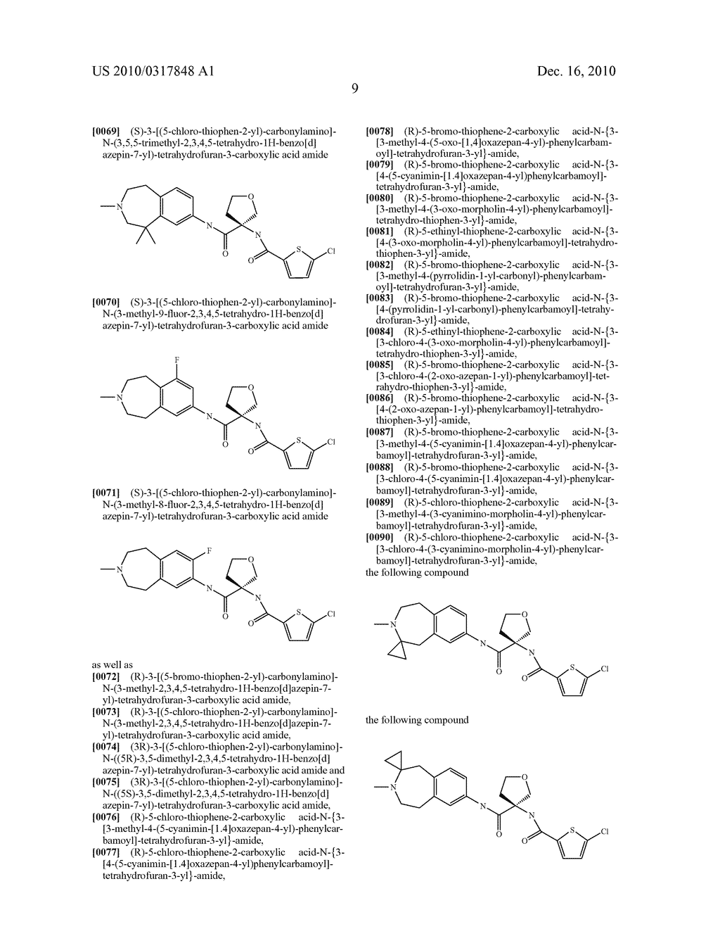 PROCESS FOR THE SYNTHESIS OF DERIVATIVES OF 3-AMINO-TETRAHYDROFURAN-3-CARBOXYLIC ACID AND USE THEREOF AS MEDICAMENTS - diagram, schematic, and image 14