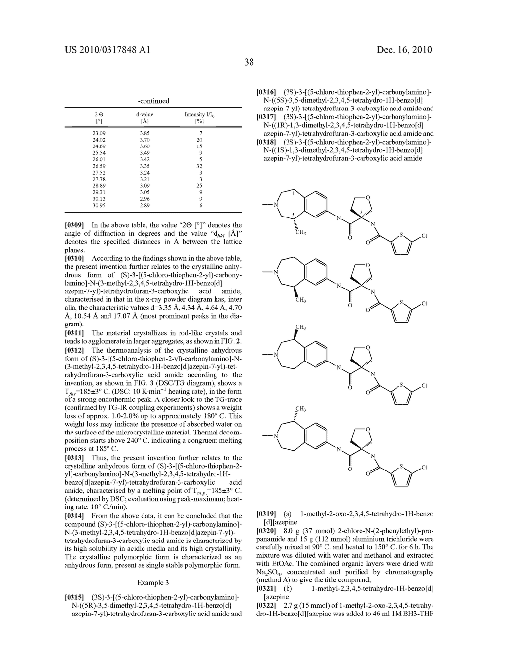PROCESS FOR THE SYNTHESIS OF DERIVATIVES OF 3-AMINO-TETRAHYDROFURAN-3-CARBOXYLIC ACID AND USE THEREOF AS MEDICAMENTS - diagram, schematic, and image 43