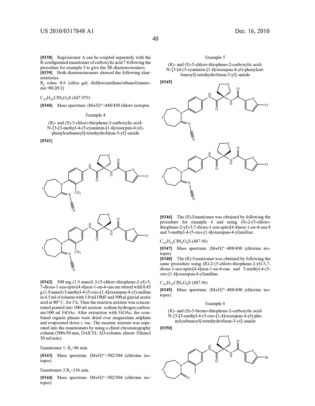 PROCESS FOR THE SYNTHESIS OF DERIVATIVES OF 3-AMINO-TETRAHYDROFURAN-3-CARBOXYLIC ACID AND USE THEREOF AS MEDICAMENTS - diagram, schematic, and image 45