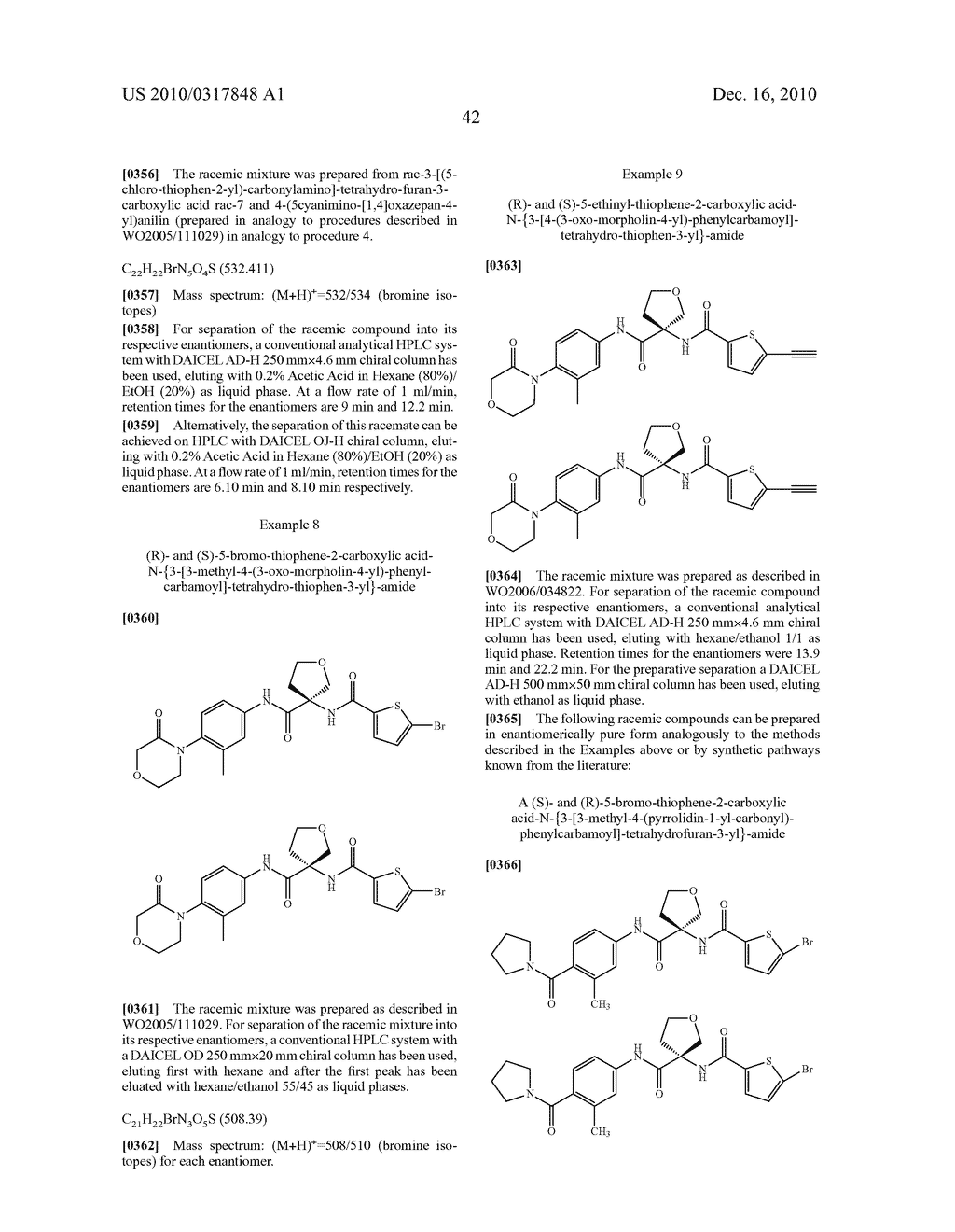 PROCESS FOR THE SYNTHESIS OF DERIVATIVES OF 3-AMINO-TETRAHYDROFURAN-3-CARBOXYLIC ACID AND USE THEREOF AS MEDICAMENTS - diagram, schematic, and image 47