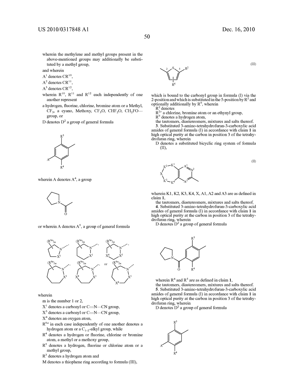 PROCESS FOR THE SYNTHESIS OF DERIVATIVES OF 3-AMINO-TETRAHYDROFURAN-3-CARBOXYLIC ACID AND USE THEREOF AS MEDICAMENTS - diagram, schematic, and image 55