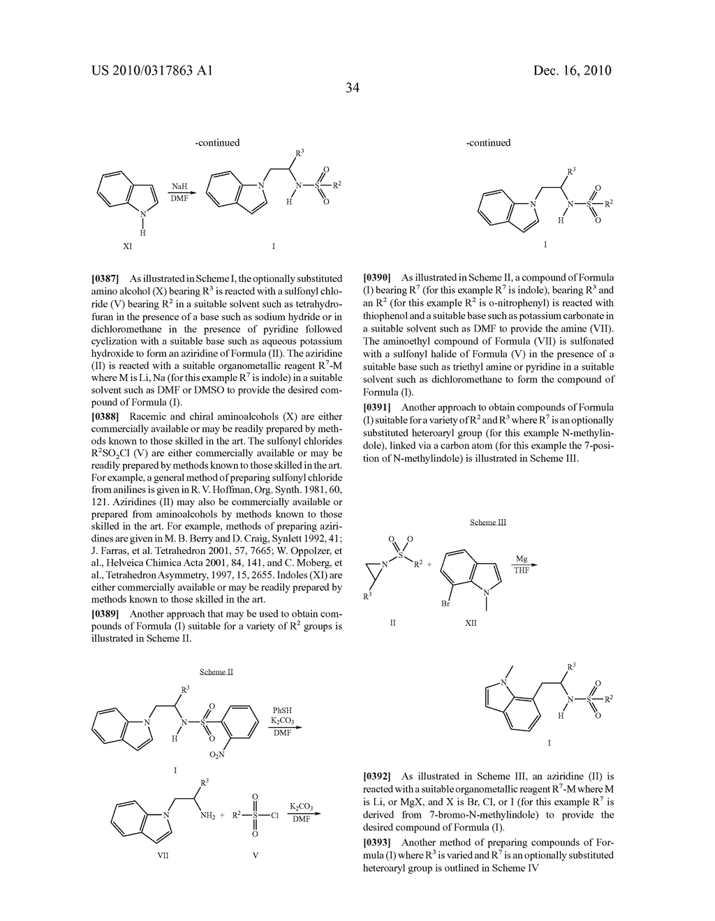 Glucocorticoid Mimetics, Methods of Making Them, Pharmaceutical Compositions and Uses Thereof - diagram, schematic, and image 35