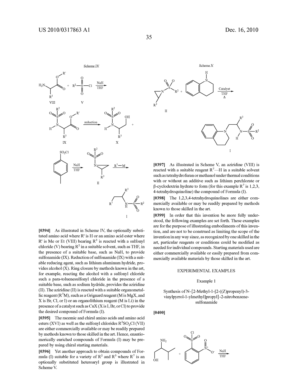 Glucocorticoid Mimetics, Methods of Making Them, Pharmaceutical Compositions and Uses Thereof - diagram, schematic, and image 36