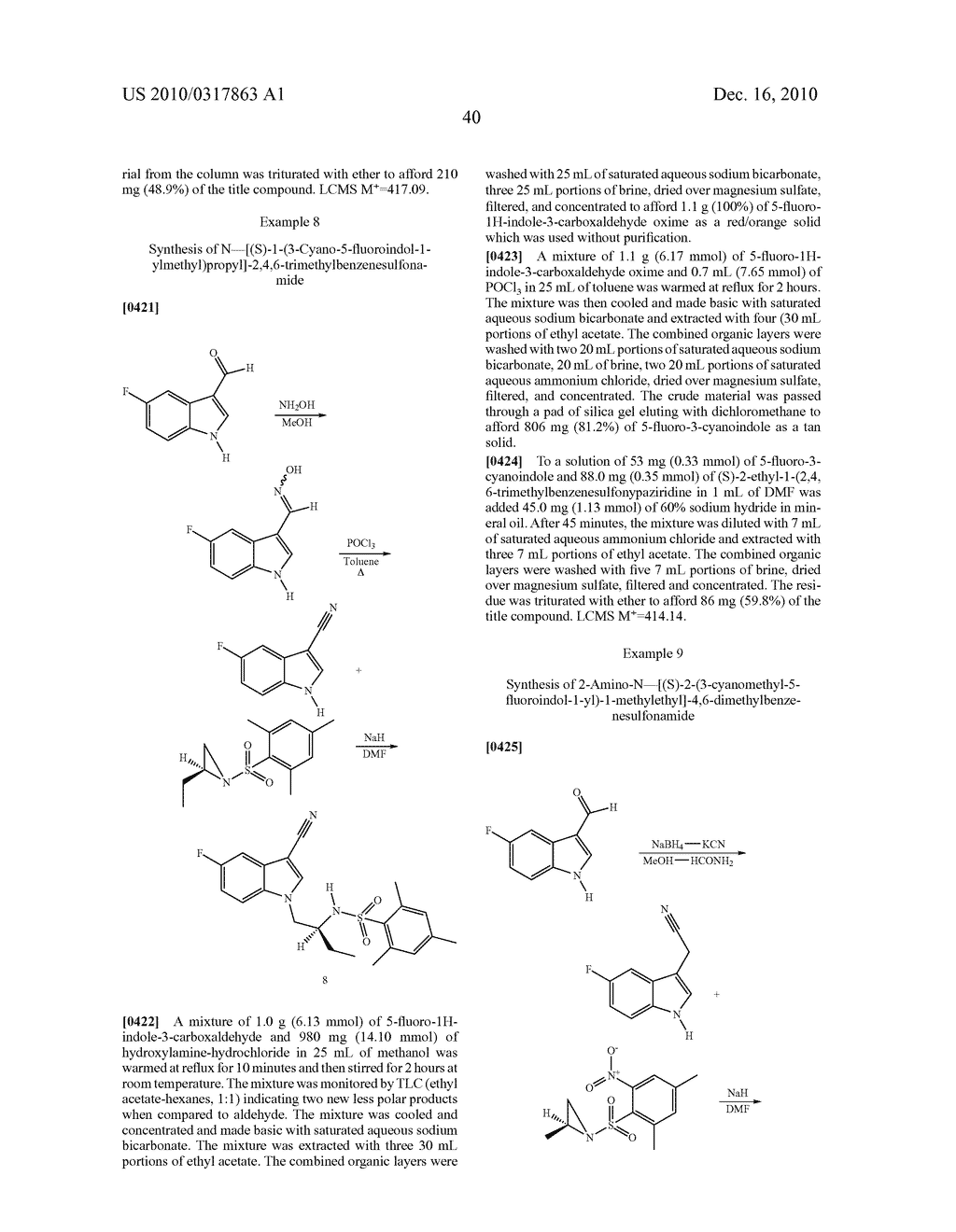 Glucocorticoid Mimetics, Methods of Making Them, Pharmaceutical Compositions and Uses Thereof - diagram, schematic, and image 41