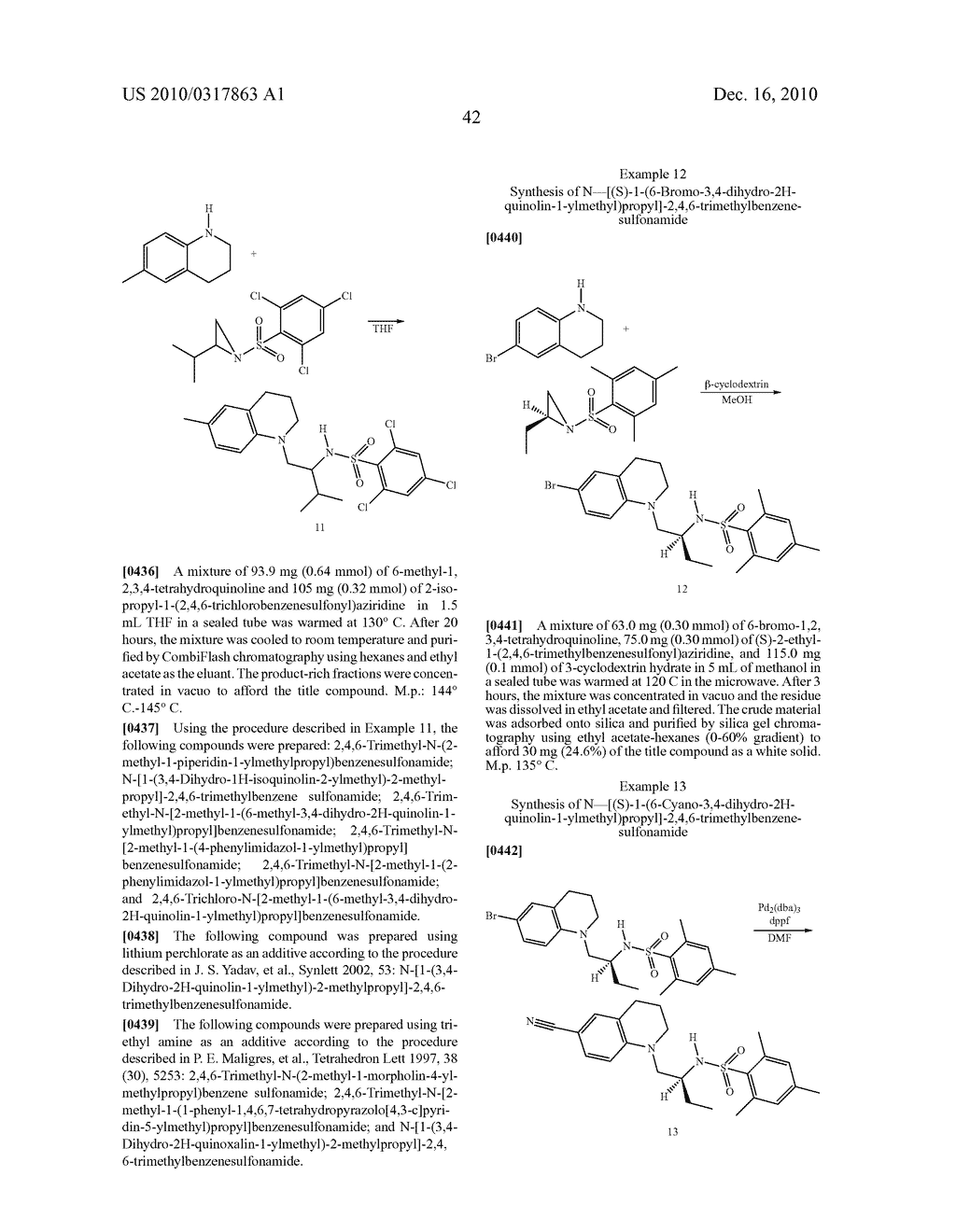 Glucocorticoid Mimetics, Methods of Making Them, Pharmaceutical Compositions and Uses Thereof - diagram, schematic, and image 43