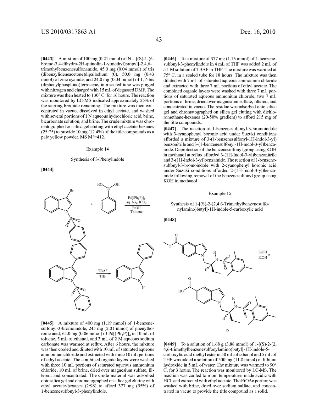 Glucocorticoid Mimetics, Methods of Making Them, Pharmaceutical Compositions and Uses Thereof - diagram, schematic, and image 44