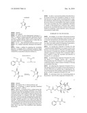 METHOD OF PREPARING TAXANE DERIVATIVES AND INTERMEDIATES USED THEREIN diagram and image