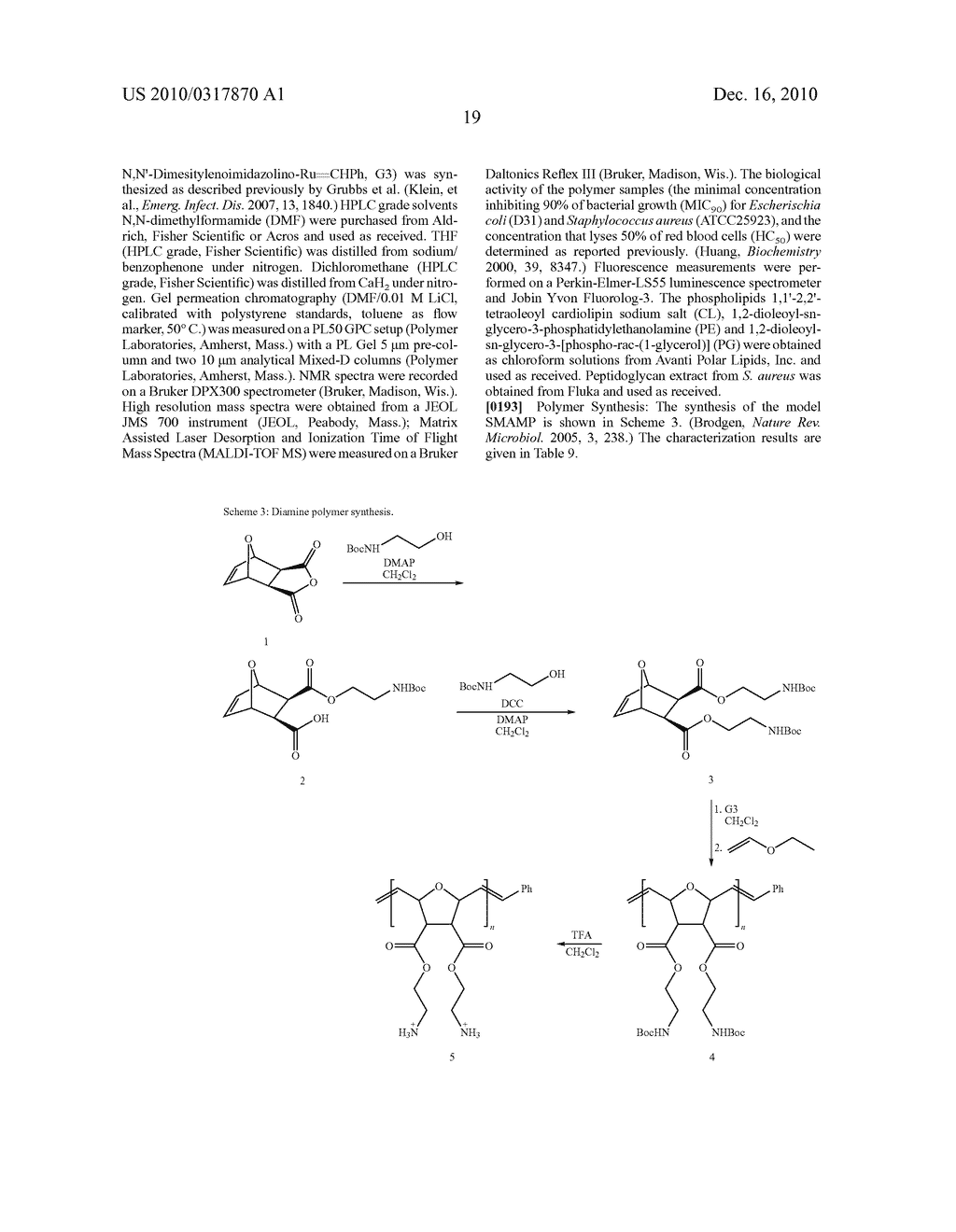 ANTIMICROBIAL POLYMERS - diagram, schematic, and image 86