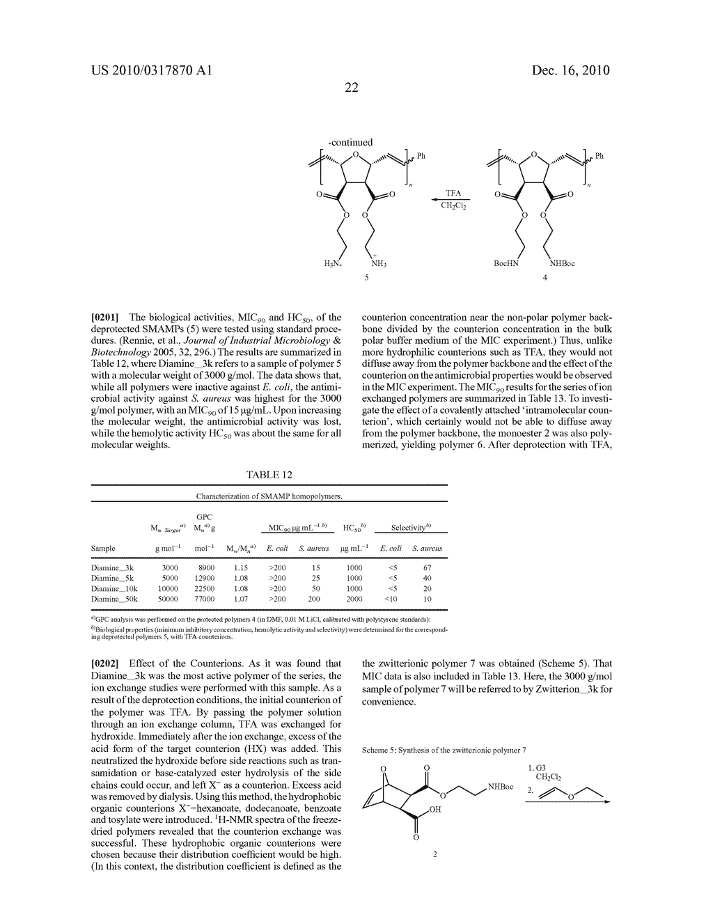 ANTIMICROBIAL POLYMERS - diagram, schematic, and image 89