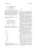 TERRYLENE AND QUATERRYLENE DERIVATIVES diagram and image