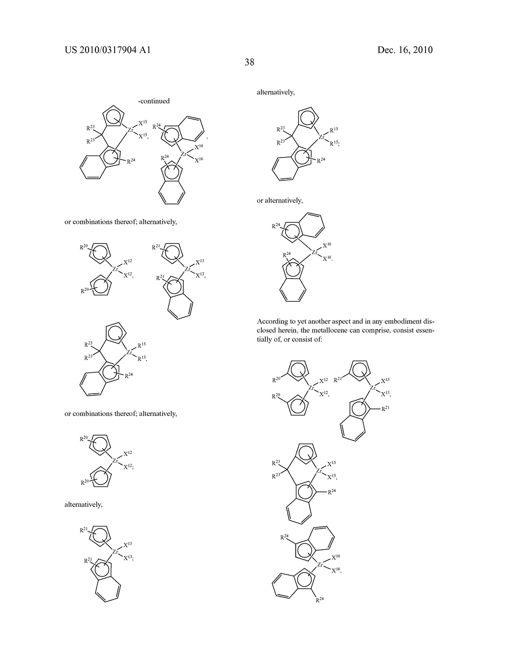 OLIGOMERIZATION OF ALPHA OLEFINS USING METALLOCENE-SSA CATALYST SYSTEMS AND USE OF THE RESULTANT POLYALPHAOLEFINS TO PREPARE LUBRICANT BLENDS - diagram, schematic, and image 50