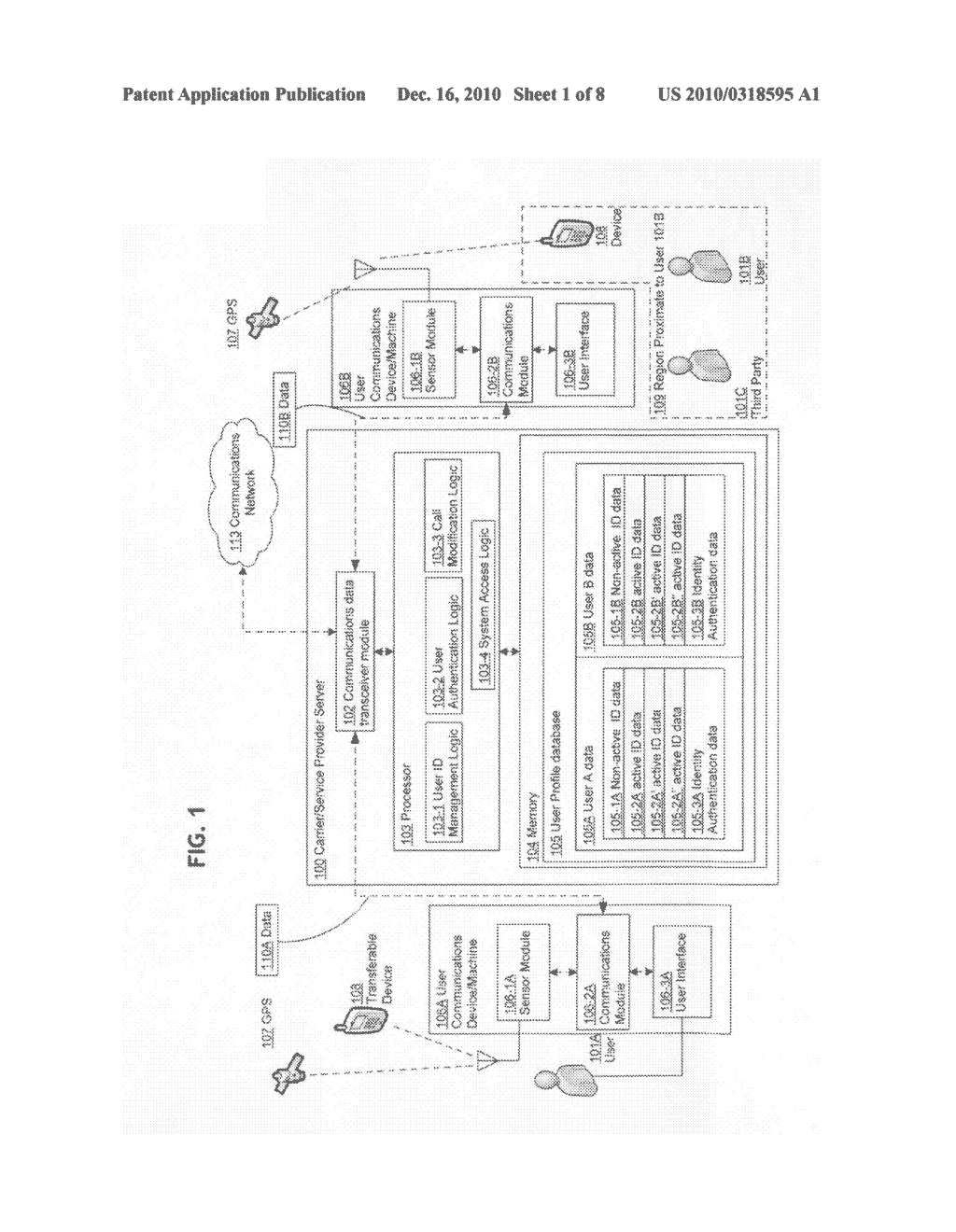 System and method for conditionally transmitting one or more locum tenentes - diagram, schematic, and image 02