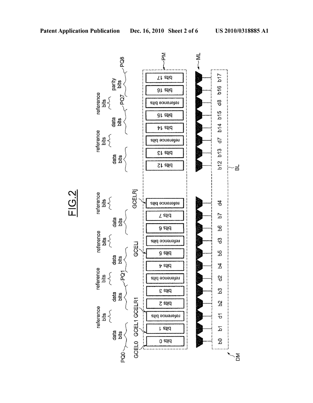 METHOD OF DETECTING AN ATTACK BY FAULT INJECTION ON A MEMORY DEVICE, AND CORRESPONDING MEMORY DEVICE - diagram, schematic, and image 03