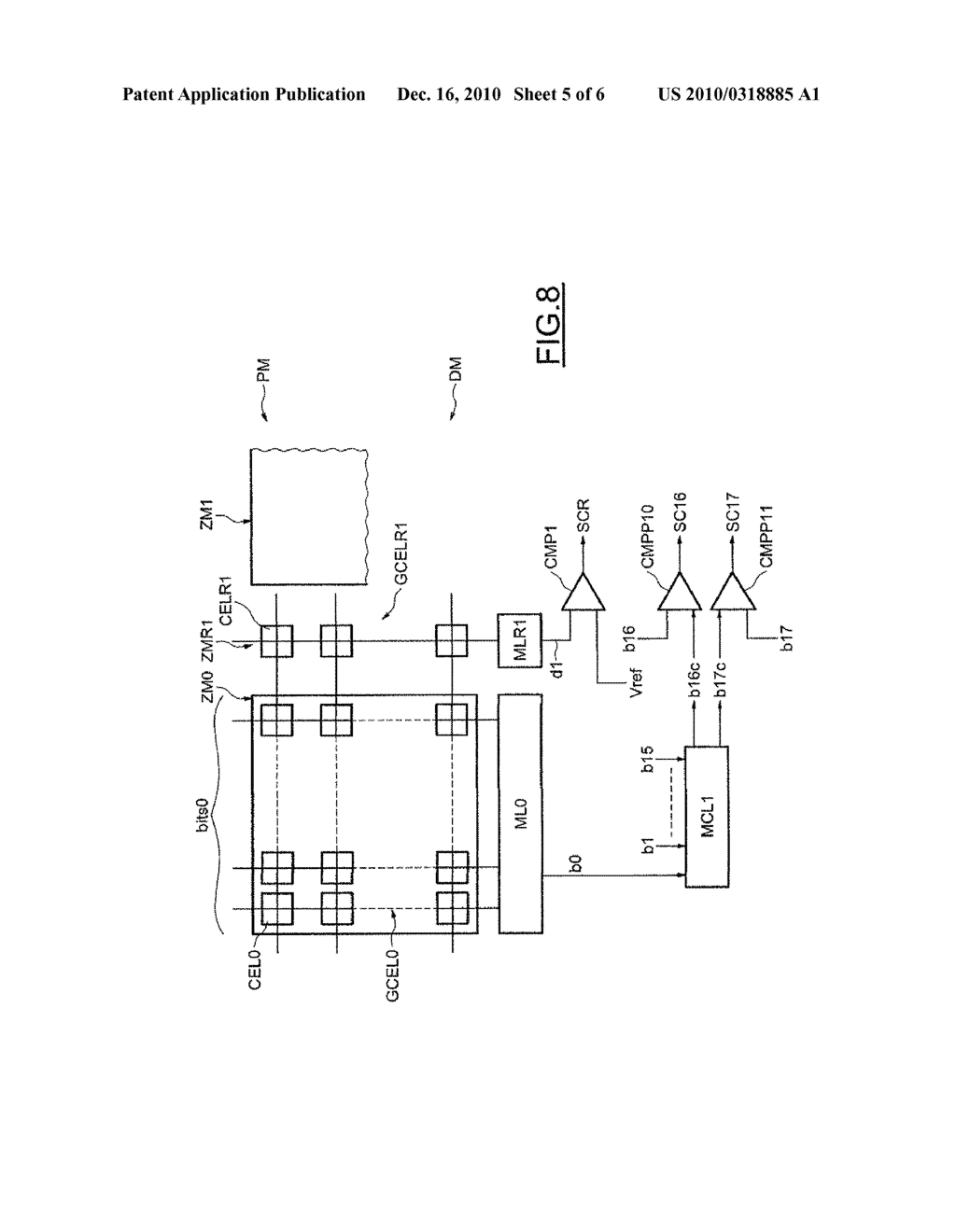 METHOD OF DETECTING AN ATTACK BY FAULT INJECTION ON A MEMORY DEVICE, AND CORRESPONDING MEMORY DEVICE - diagram, schematic, and image 06