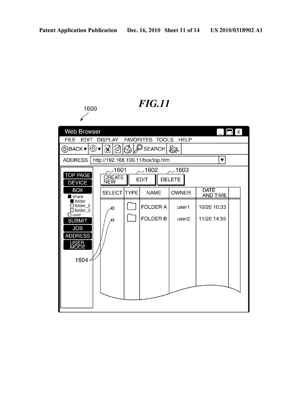 PROCESSING APPARATUS AND METHOD THAT GENERATE SUITABLE DISPLAY INFORMATION, AND STORAGE MEDIUM - diagram, schematic, and image 12