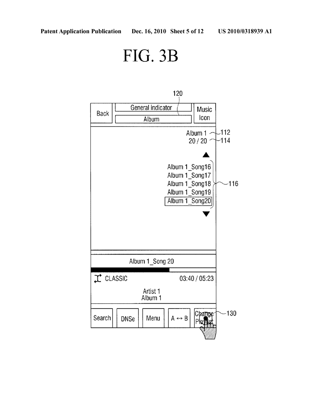 METHOD FOR PROVIDING LIST OF CONTENTS AND MULTIMEDIA APPARATUS APPLYING THE SAME - diagram, schematic, and image 06