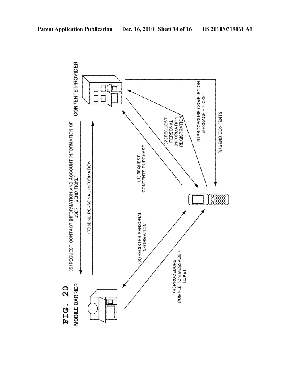 PERSONAL INFORMATION MANAGING DEVICE, SERVICE PROVIDING DEVICE, PROGRAM, PERSONAL INFORMATION MANAGING METHOD, CHECKING METHOD AND PERSONAL INFORMATION CHECKING SYSTEM FOR FALSIFICATION PREVENTION OF PERSONAL INFORMATION AND NON REPUDIATION OF PERSONAL INFORMATION CIRCULATION - diagram, schematic, and image 15