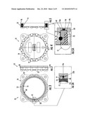SURFACE MOUNT ROTARY CONTROL diagram and image