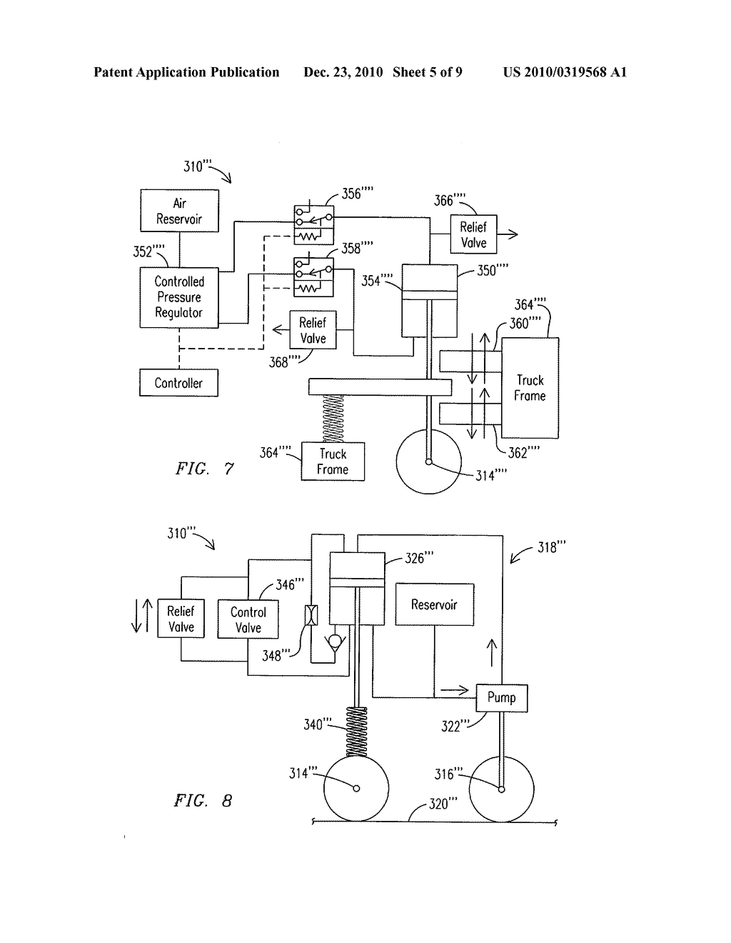 SYSTEM AND METHOD FOR DYNAMICALLY AFFECTING A FORCE APPLIED THROUGH A RAIL VEHICLE AXLE - diagram, schematic, and image 06
