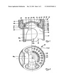 PISTON FOR AN INTERNAL COMBUSTION ENGINE diagram and image