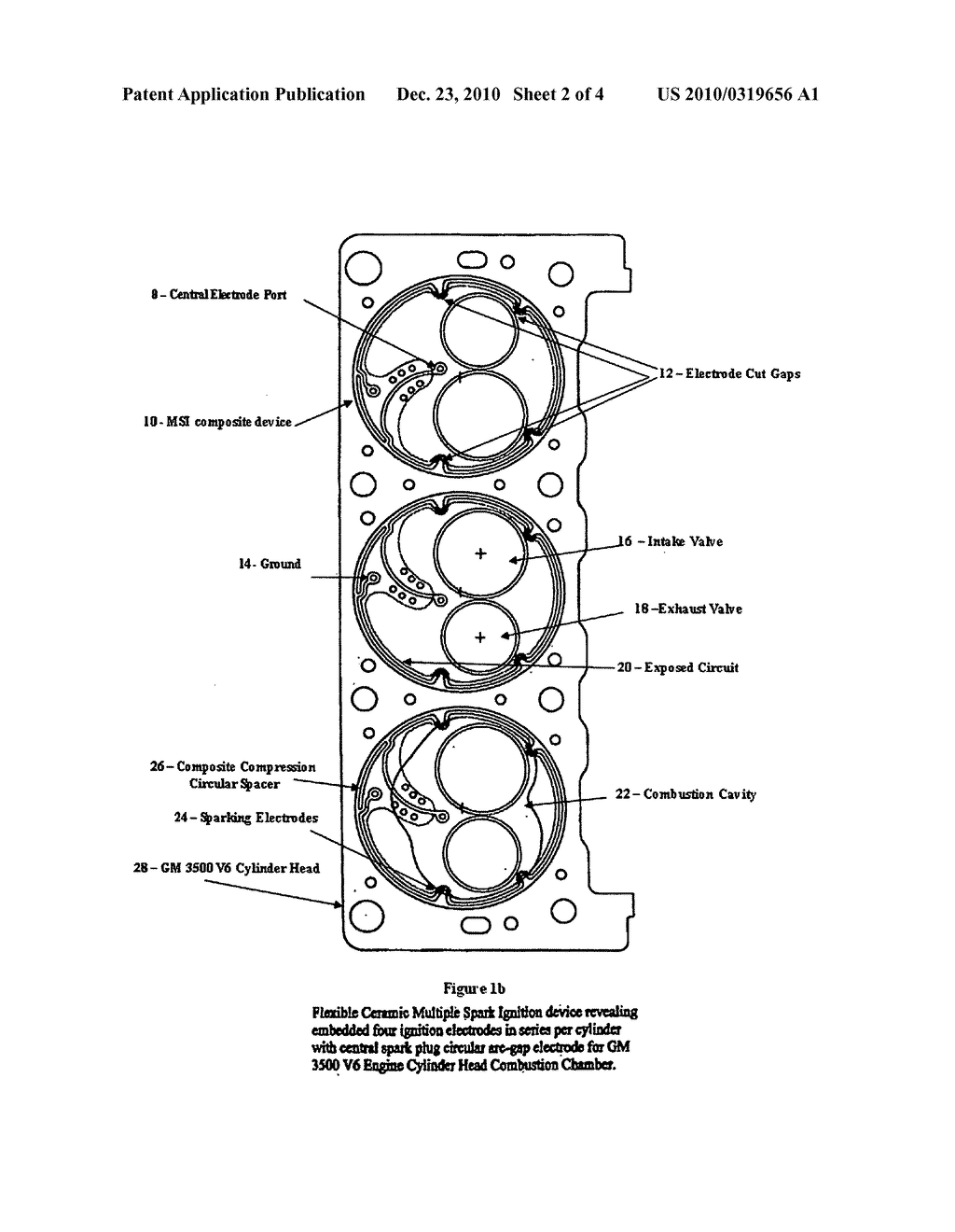 Engine Head Diagram Starting Know About Wiring 2000 Johnson Internal Combustion Ic Assembly Chamber Rh Patentsencyclopedia Com Flat