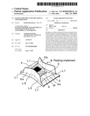 PACKING IMPLEMENT FOR THIN ARTICLE TRANSPORTATION diagram and image