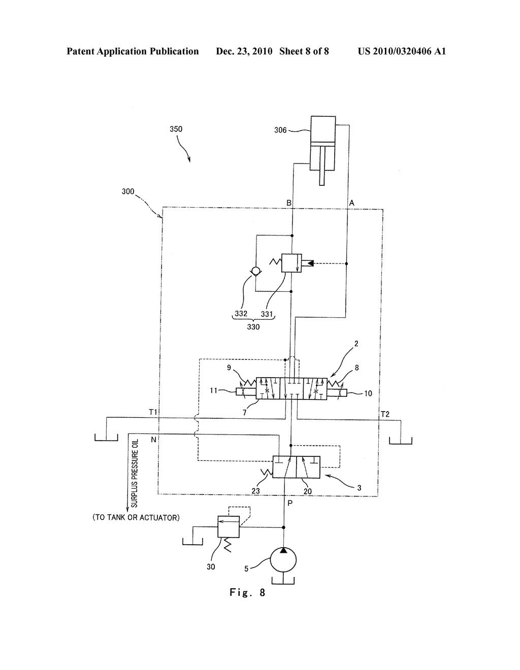 Pressure Control Valve Diagram Control Valve Diagram