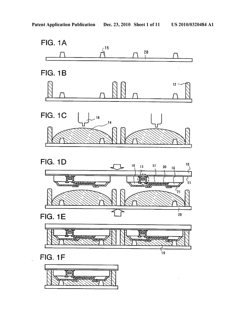 Light Emitting Device, Electronic Appliance, and Method for Manufacturing Light Emitting Device - diagram, schematic, and image 02