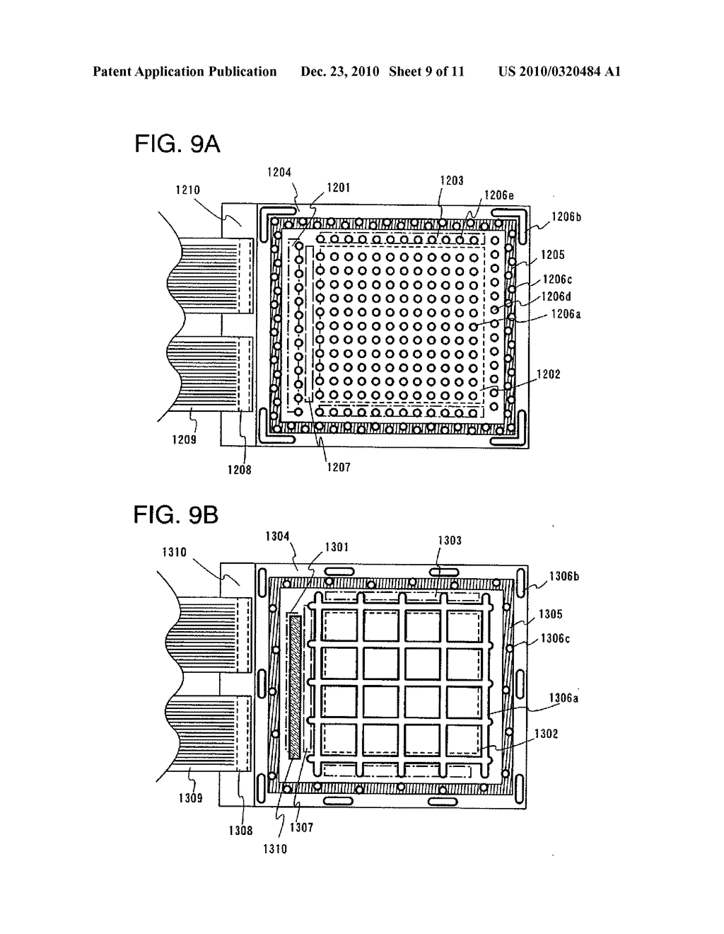 Light Emitting Device, Electronic Appliance, and Method for Manufacturing Light Emitting Device - diagram, schematic, and image 10