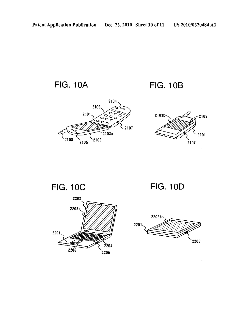 Light Emitting Device, Electronic Appliance, and Method for Manufacturing Light Emitting Device - diagram, schematic, and image 11