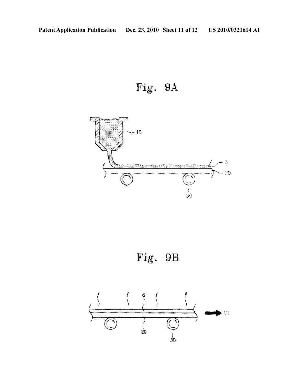 POLARIZER, METHOD OF FABRICATING THE SAME AND LIQUID CRYSTAL DISPLAY HAVING THE SAME - diagram, schematic, and image 12