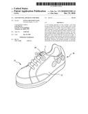 LED EMITTING APPARATUS FOR SHOE diagram and image