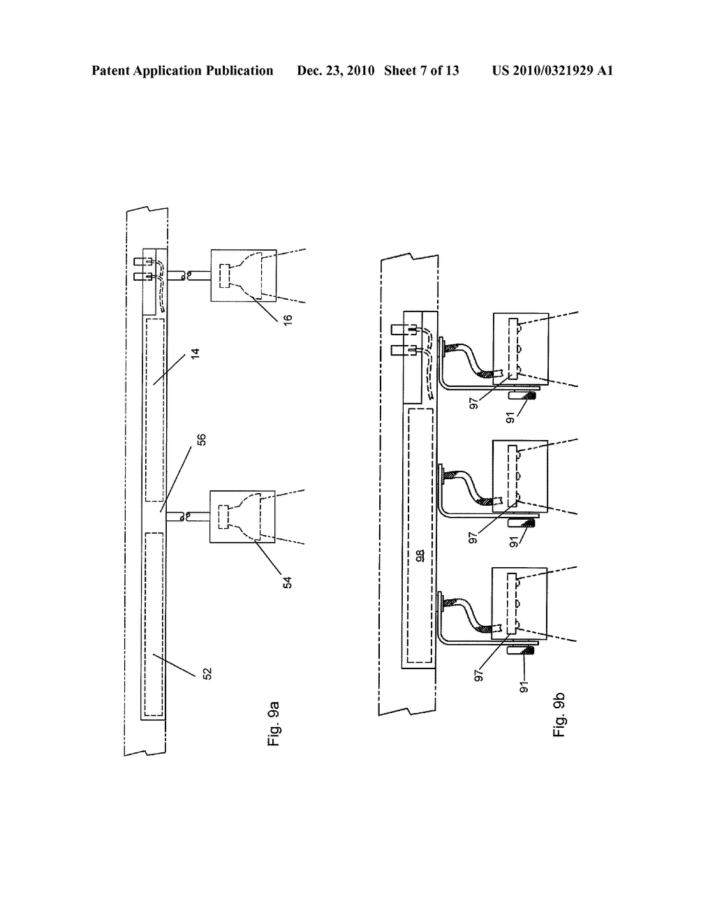 Power Delivery System For HID, LED, Or Fluorescent Track Lighting - diagram,  schematic, and image 08