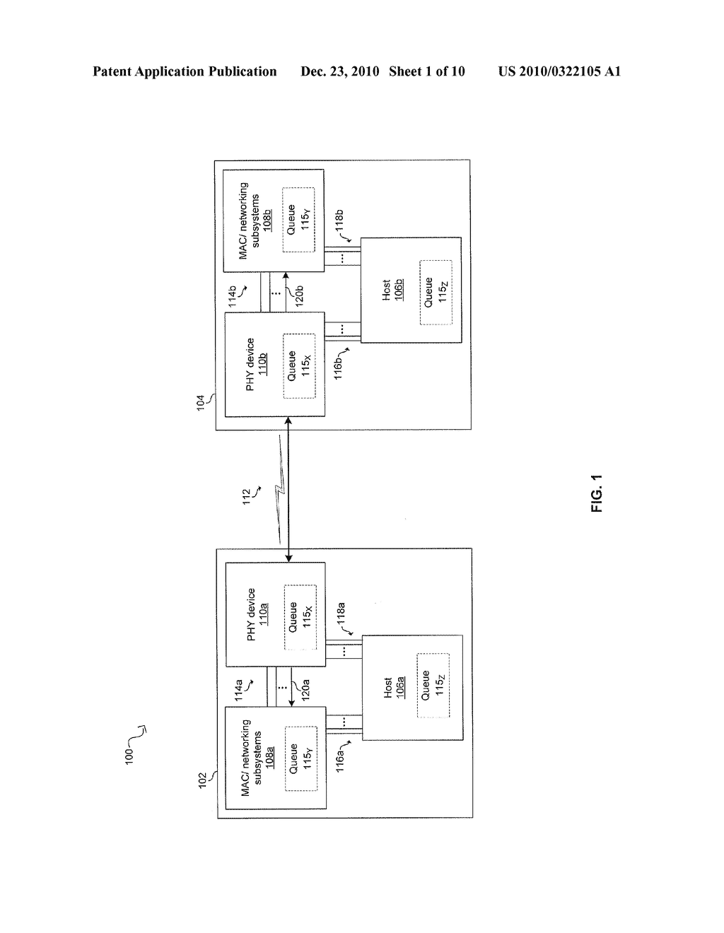 METHOD AND SYSTEM FOR NETWORK COMMUNICATIONS VIA A CONFIGURABLE MULTI-USE ETHERNET PHY - diagram, schematic, and image 02