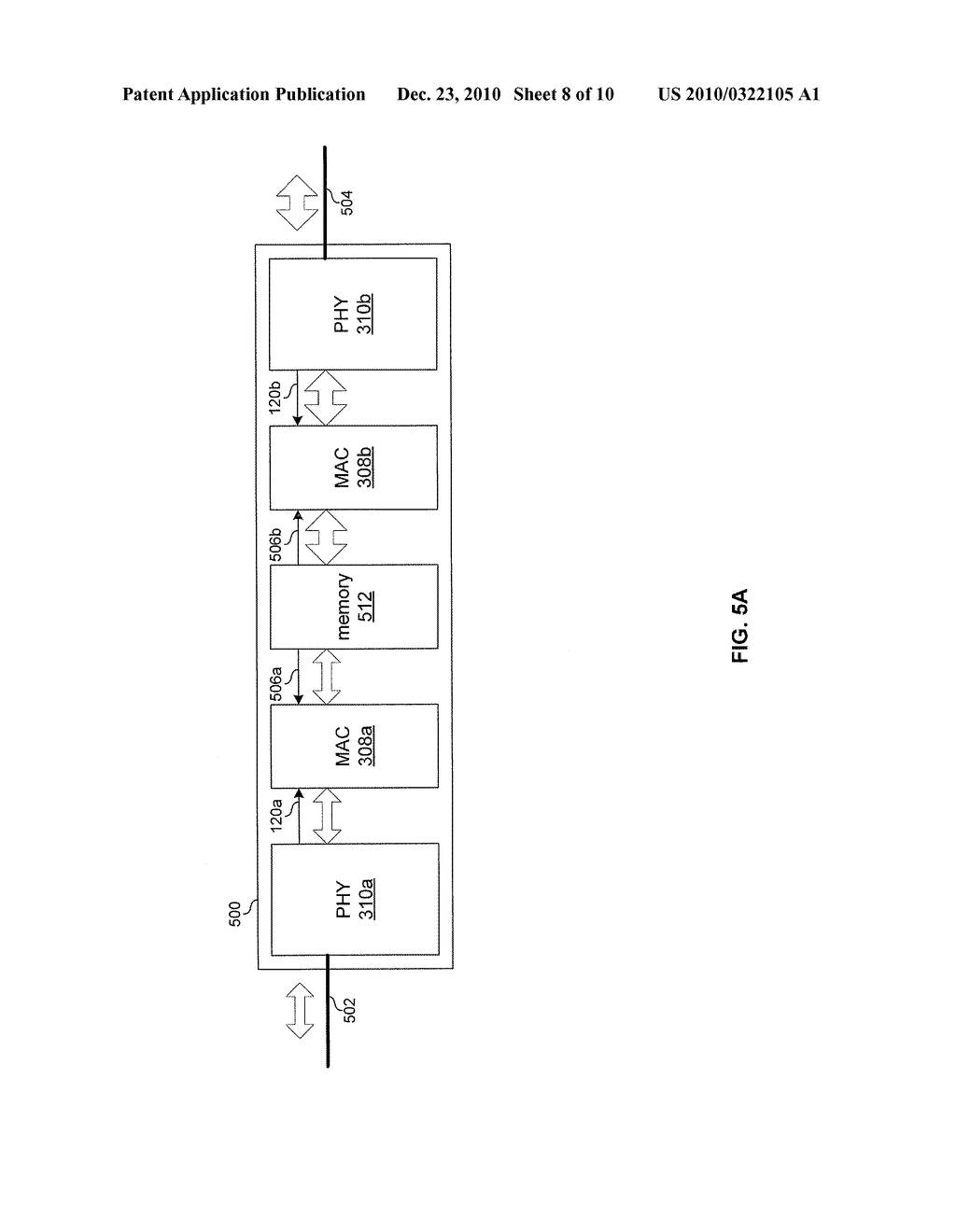 METHOD AND SYSTEM FOR NETWORK COMMUNICATIONS VIA A CONFIGURABLE MULTI-USE ETHERNET PHY - diagram, schematic, and image 09