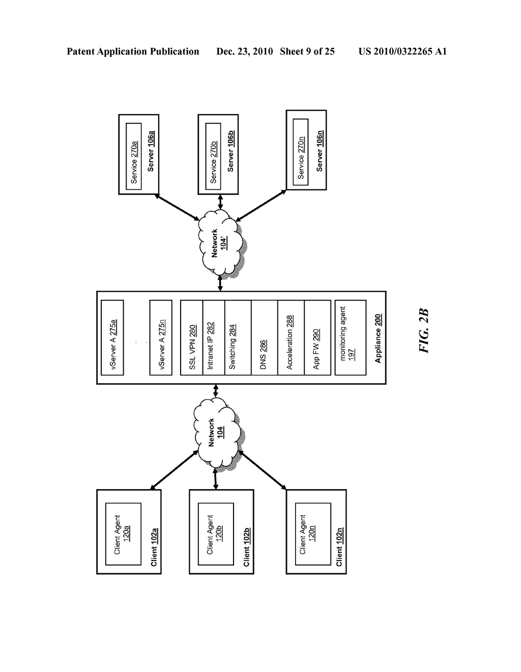 SYSTEMS AND METHODS FOR RECEIVE AND TRANSMISSION QUEUE PROCESSING IN A MULTI-CORE ARCHITECTURE - diagram, schematic, and image 10