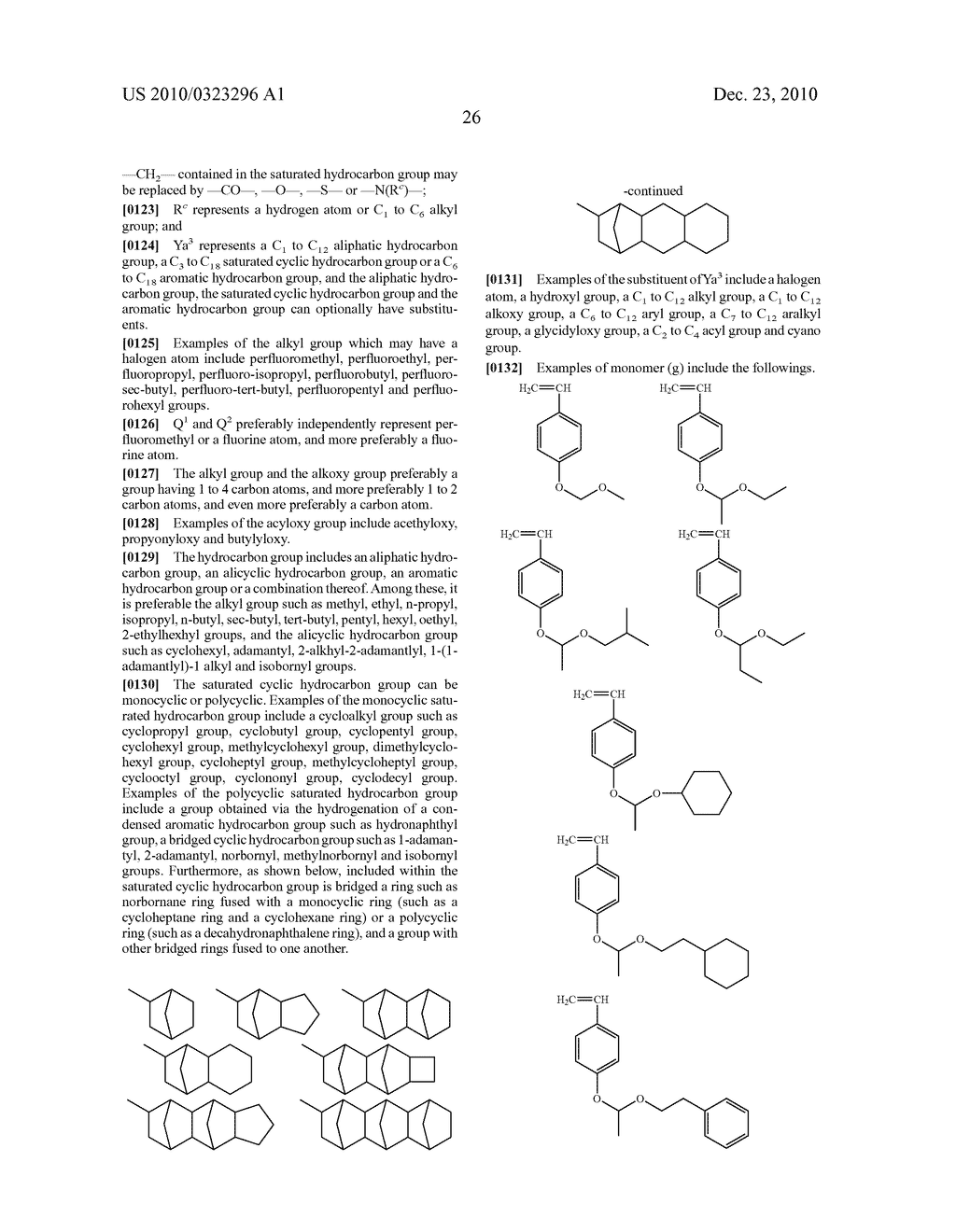 RESIN AND RESIST COMPOSITION - diagram, schematic, and image 27