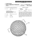 Golf Ball With Oriented Particles diagram and image