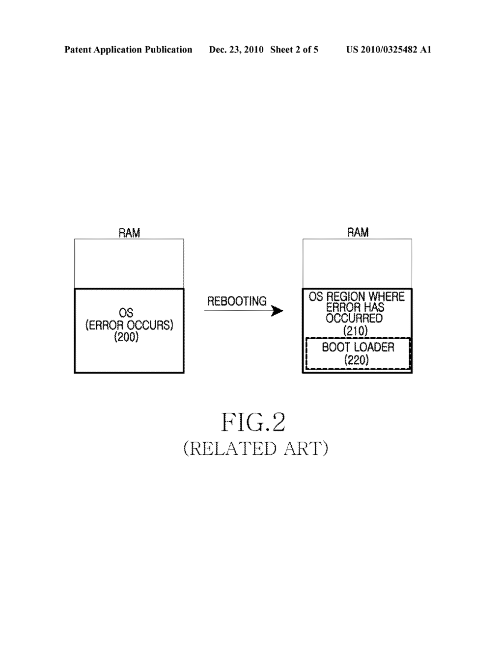METHOD AND APPARATUS FOR BOOTING TO DEBUG IN PORTABLE TERMINAL - diagram, schematic, and image 03