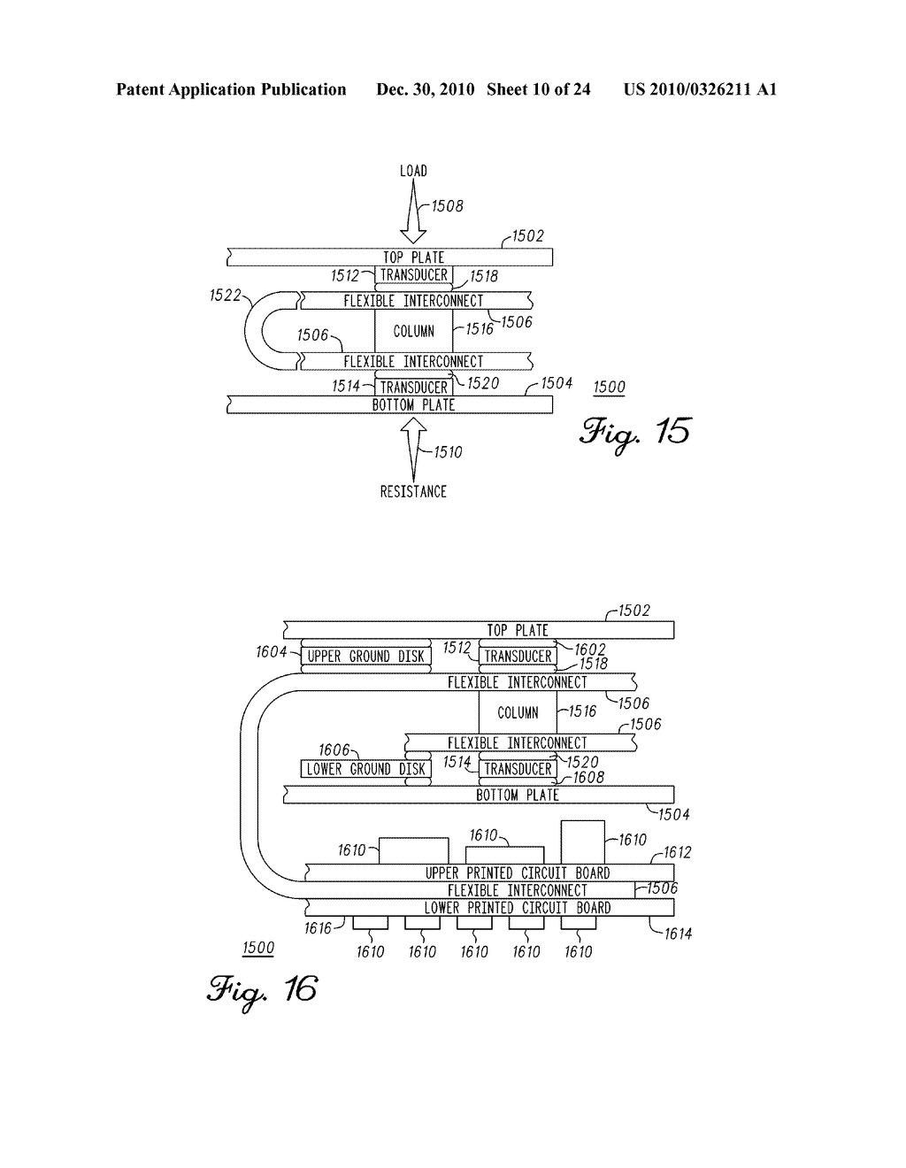 SENSING MODULE HAVING A PIEZO-RESISTIVE SENSOR FOR ORTHOPEDIC LOAD SENSING INSERT DEVICE - diagram, schematic, and image 11