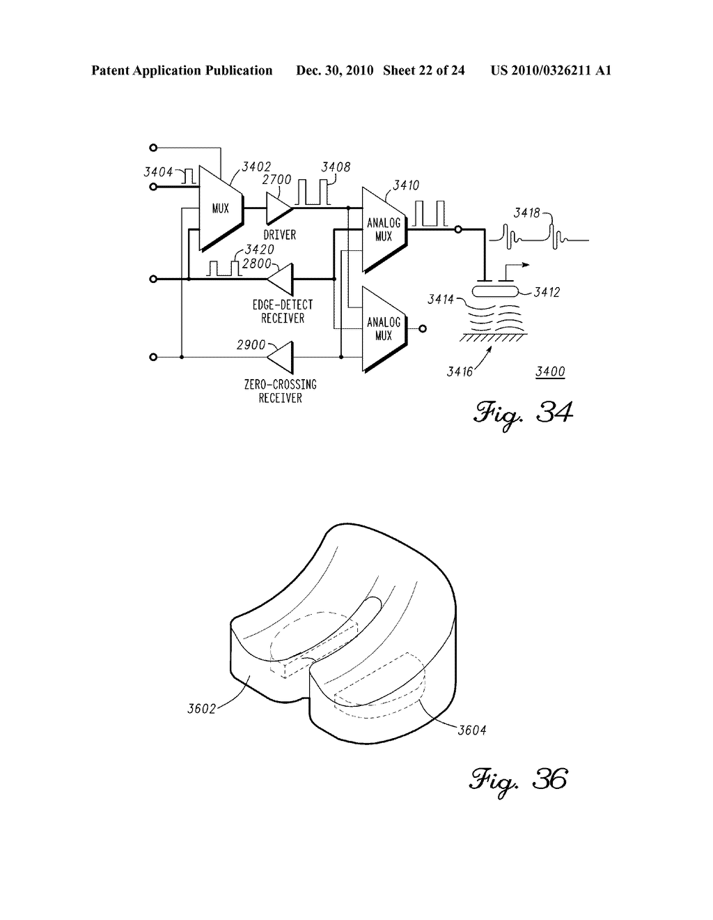 SENSING MODULE HAVING A PIEZO-RESISTIVE SENSOR FOR ORTHOPEDIC LOAD SENSING INSERT DEVICE - diagram, schematic, and image 23