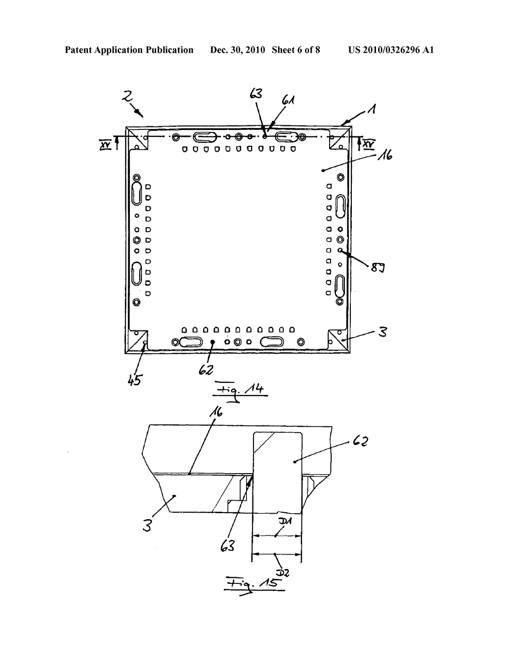 PROTECTIVE DEVICE FOR HOLDING A PRINTING STENCIL AND A STENCIL STRETCHER FRAME - diagram, schematic, and image 07